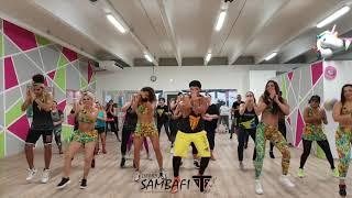 Joga No Waze   Dennis DJ E Wesley Safadao   Sambafit Official   Coreografia Tiago Da Silva