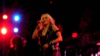 Doro Pesch - Burn It Up In Poughkeepsie, NY On 3-23-2008