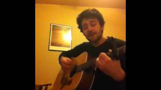 Bloodshot eyes - Trampled By Turtles cover