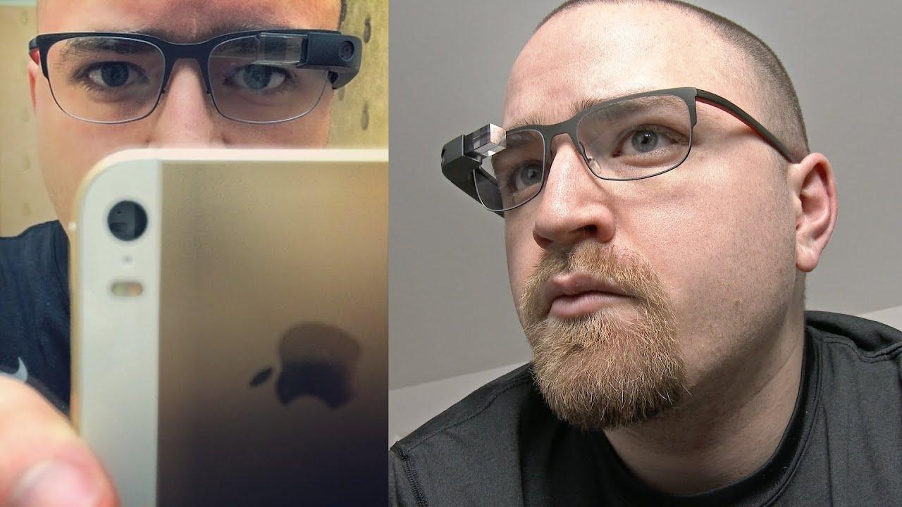 Google Glass Prescription Glasses! thumbnail