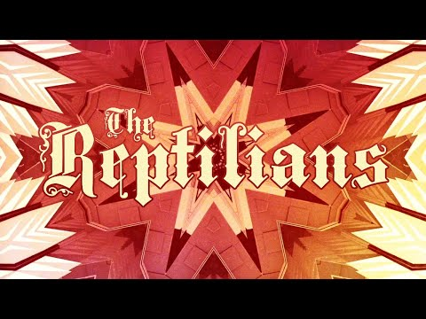 The Reptilians - Pull The Handle (Beef Vortex Visualizer Version) online metal music video by THE REPTILIANS