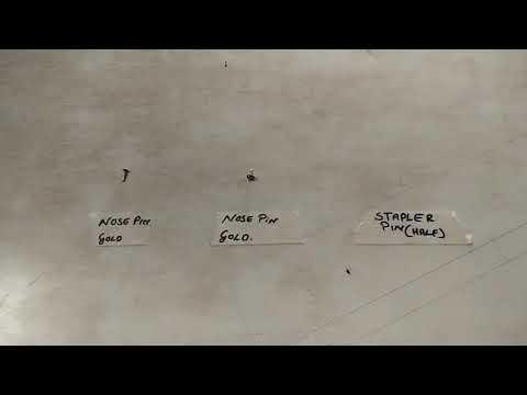 Hand Held Metal Detectors SPEW 001