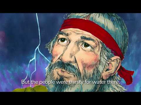 Exodus 17: Water From The Rock | Bible Story