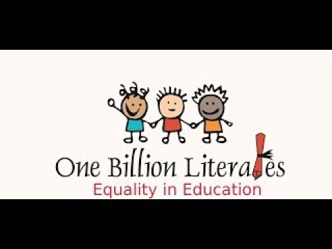 Help create a Billion Literates