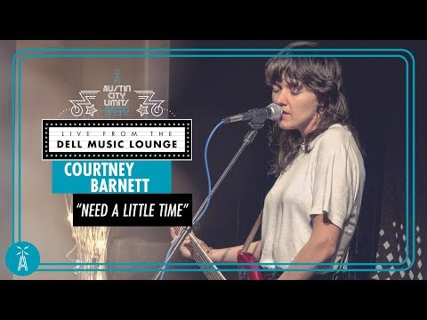 "Courtney Barnett ""Need A Little Time"" [LIVE Performance] 