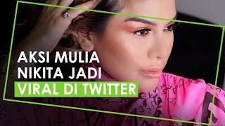 Aksi Mulia Nikita Mirzani jadi Perbincangan dan Viral di Twitter, Ini Cerita dari Driver Ojol