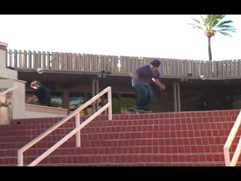 Tony Christopher & Dustin Blauvelt - RR2 Part