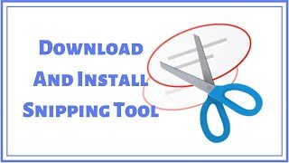 snipping tool download - TH-Clip