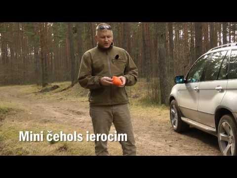 Mini čehols ierocim