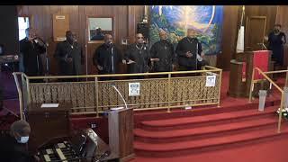 Men of Worship Guest Choir (9/26/2021) (3 of 3)