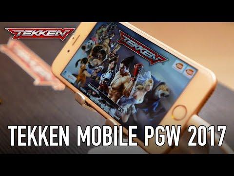 Ufficiale la data di lancio per Tekken Mobile