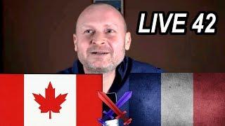 LIVE 42   Les Femmes Ukrainiennes Préfèrent-elles le Canada ou la France -  Dimanche ff4f2d99855e