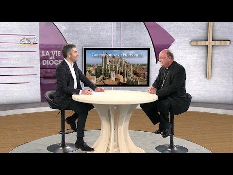 Mgr Alain Planet - Diocèse de Carcassonne et Narbonne