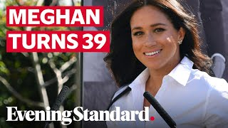 Duchess of Sussex's 39th birthday: Meghan Markle's year in review
