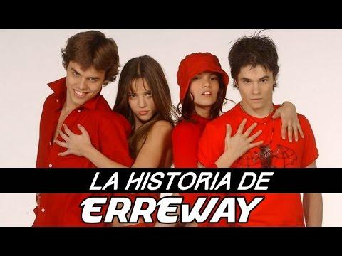 Erreway video La historia del grupo - Informe CM | 2004