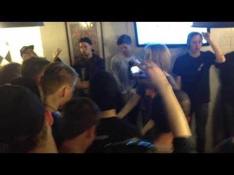BOULEVARD DEPO & PHARAOH - CHAMPAGNE SQUIRT (live, 03.05.15, Нижний Новгород)