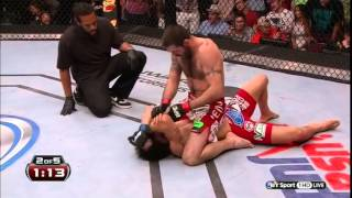UFC FN   Erick Silva vs Matt Brown Full fight