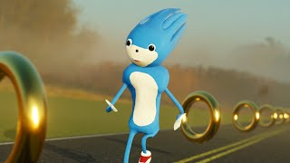 Sonic The Hedgehog Improved Trailer