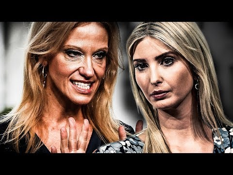 """Ivanka Trump Allegedly Ended Kellyanne Conway's Media Appearances Due To Her """"Idiotic Militancy"""""""