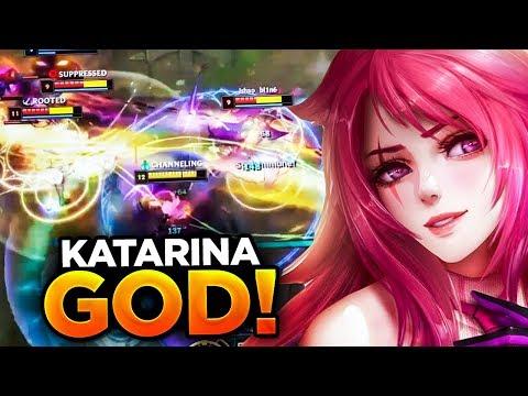 THE RETURN OF THE KATARINA GOD! | League of Legends