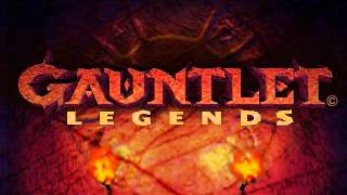 Gauntlet Legends Soundtrack - Character Select