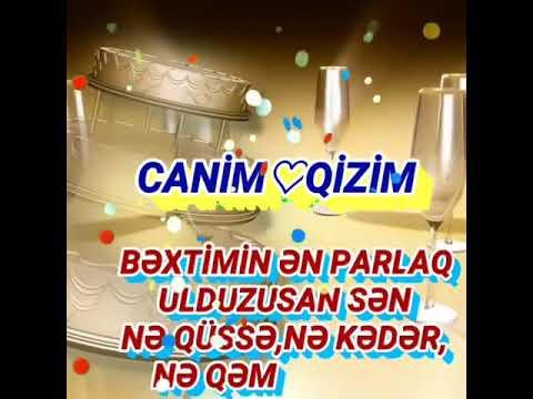 Rovwen Edilov Canim Qizim Ad Gunun Mubarek Yeni Mahnilar