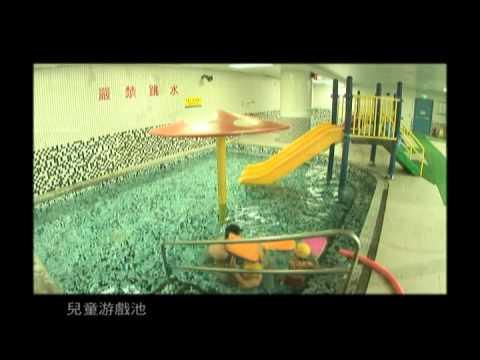 影片預覽圖-南港運動中心簡介
