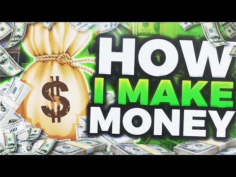 How I Make Money Online in 2018