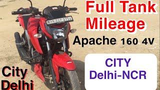 apache 160 4v abs mileage test - TH-Clip