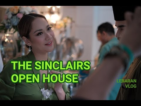 [LEBARAN VLOG] THE SINCLAIRS OPEN HOUSE