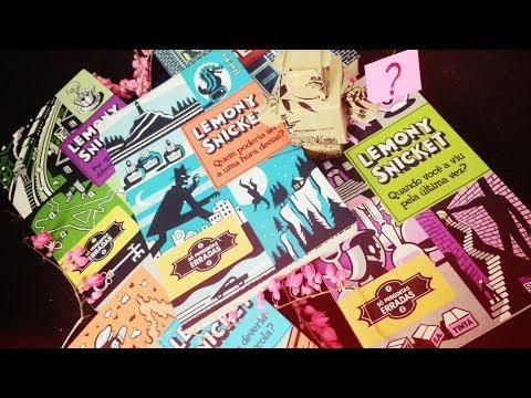 Resenha: Só perguntas erradas - Lemony Snicket