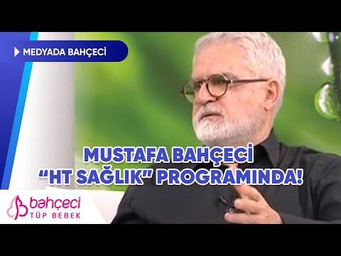 Habertürk – Prof. Dr. Mustafa Bahçeci HT Sağlık Programına Konuk Oldu