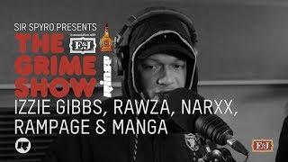 Grime Show: Izzie Gibbs, Rawza, Narxx, Rampage & Manga