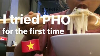 Philippines | Watda Pho | First time with Pho | Vlog 8