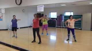 """YMCA"" By Village People  Zumba Kids, #ZumbaGold Senior Fitness"