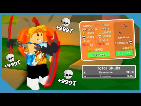 I Unlocked The Best Scythe! Slayer Rank! Got on Leaderboard! | Roblox Reaper Simulator