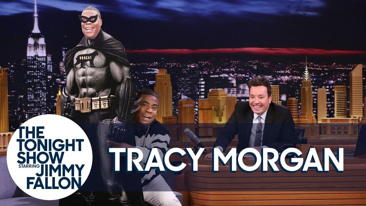 Black Panther Stole the Idea from Tracy Morgan's Black Bobcat thumbnail