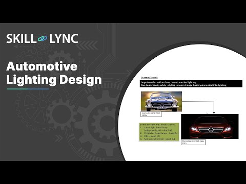 Introduction to Automotive Lighting Design   Course Demo - YouTube