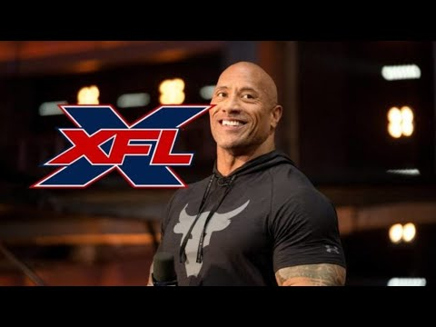 "Dwayne ""The Rock"" Johnson Buys The XFL"