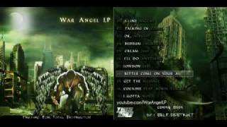 50 Cent - Better Come On Your A Game (War Angel LP)