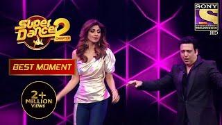 Govinda और Shilpa Shetty का Amazing Performance | Super Dancer 2