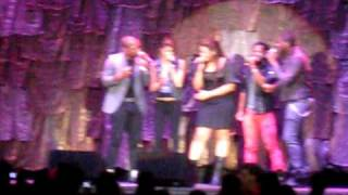 Jordin Sparks-I'll Be Home For Christmas Kiss 108 Jingle Ball 2009 live
