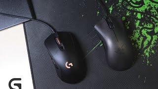 Logitech G403 Gaming Mouse Unboxing 罗技G403游戏鼠标开箱视频
