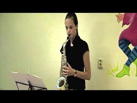 Alt Saxofoon Geluidsvoorbeeld