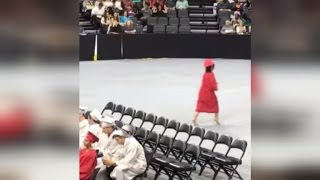 Teen Defends Walking Out High School Graduation After Facing Backlash