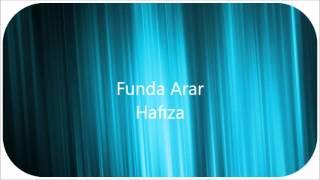 Funda Arar - Hafıza Altyapısı