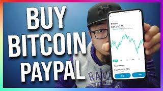 Wie kaufe ich Crypto mit Paypal in Kanada
