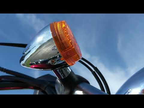 2018 Honda Fury VT1300 Front Turn Signal Deep Dish Bezel /Smoke Lenses Kuryakyn Pt.# 2270