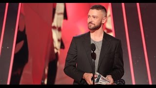 See Justin Timberlake Tell Prejudice to 'Fuck Off' in iHeartRadio Speech