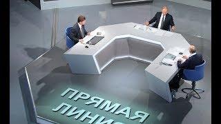 Все вопросы с «Прямой линии», касающиеся Хабаровского края, будут детально рассмотрены